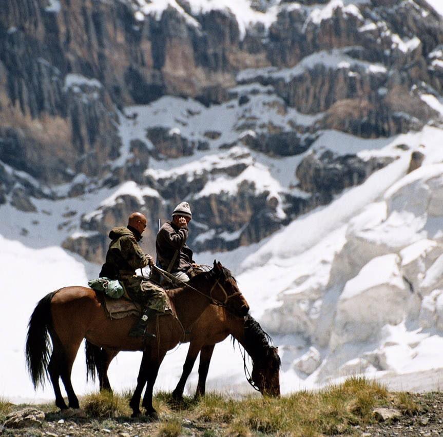 туры на лошадях кыргызстан