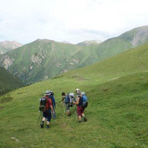 пешие туры Кыргызстан