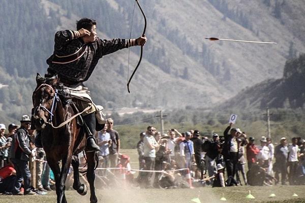 travel to kyrgyzstan folklore