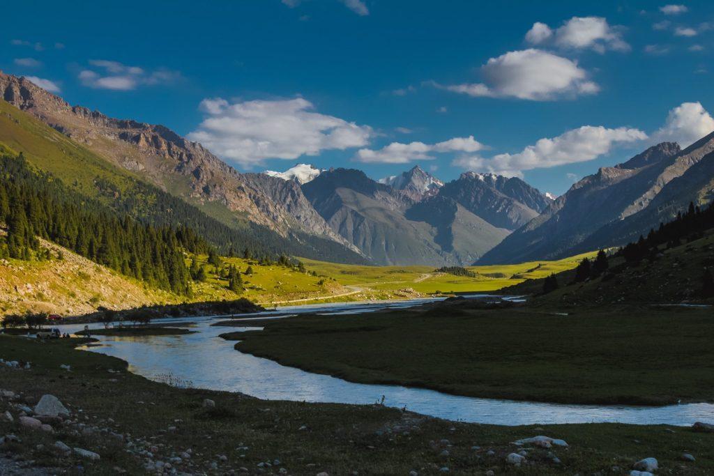 Путешествия в Киргизию - Каракол