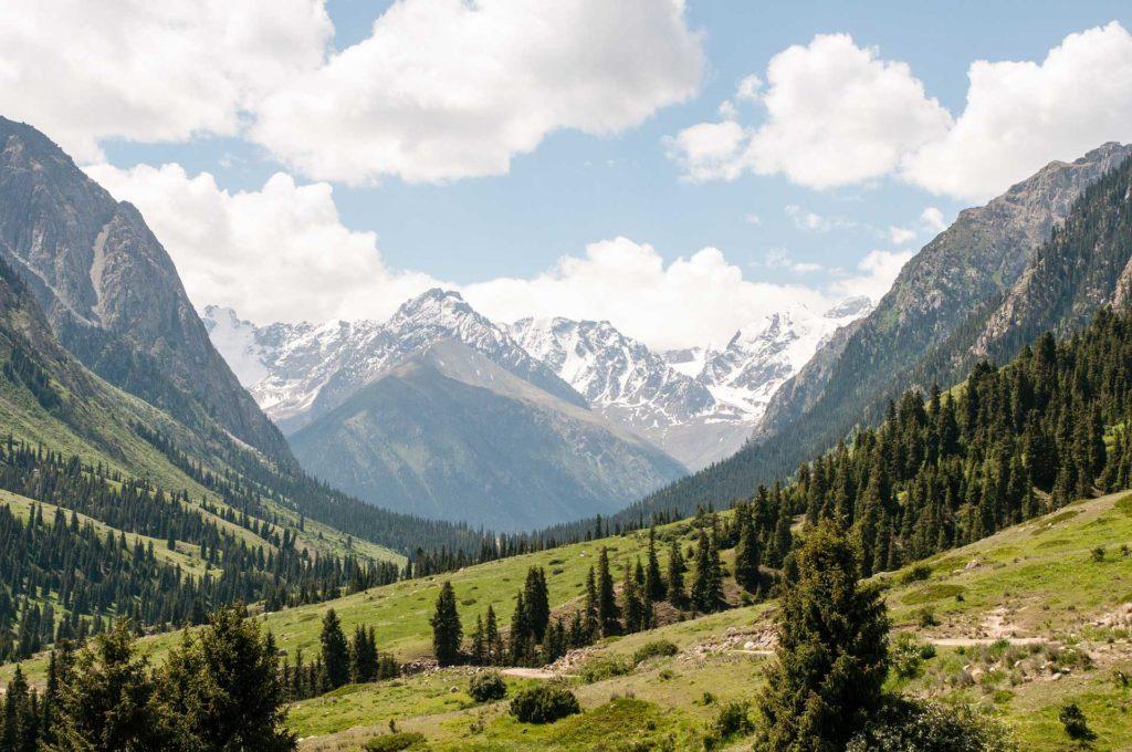ala archa gorge