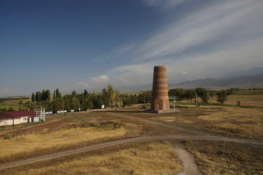 burana kyrgyzstan