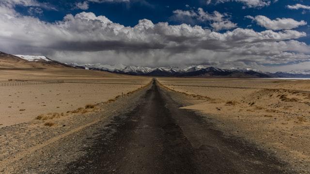 tadjikistan roads