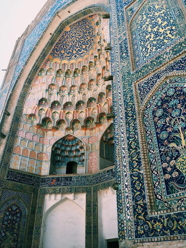 uzbekistan buildings